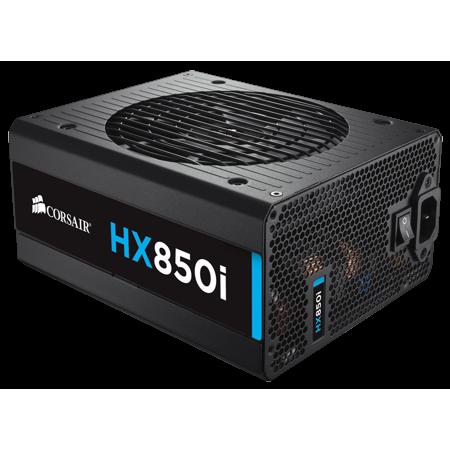 Corsair HXi Series HX850i 850W 80 Plus Platinum Certified PSU ATX Power Supply Unit - (Best Platinum Power Supply)