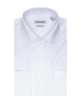 Haggar Men's Premium Classic Fit Dress Shirt