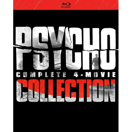 Psycho 4-movie Complete Collection - Psycho Killer Movies List