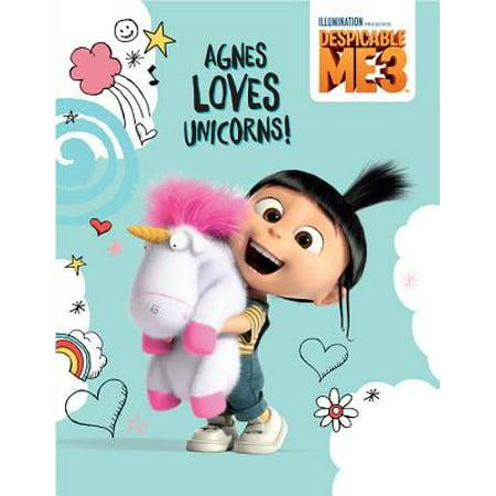 Despicable Me 3: Agnes Loves Unicorns! - eBook](Agnes From Despicable Me)
