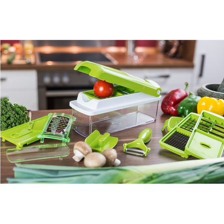 All in one Quick vegetable Dicer Chopper (Best Vegetable Chopper Dicer)