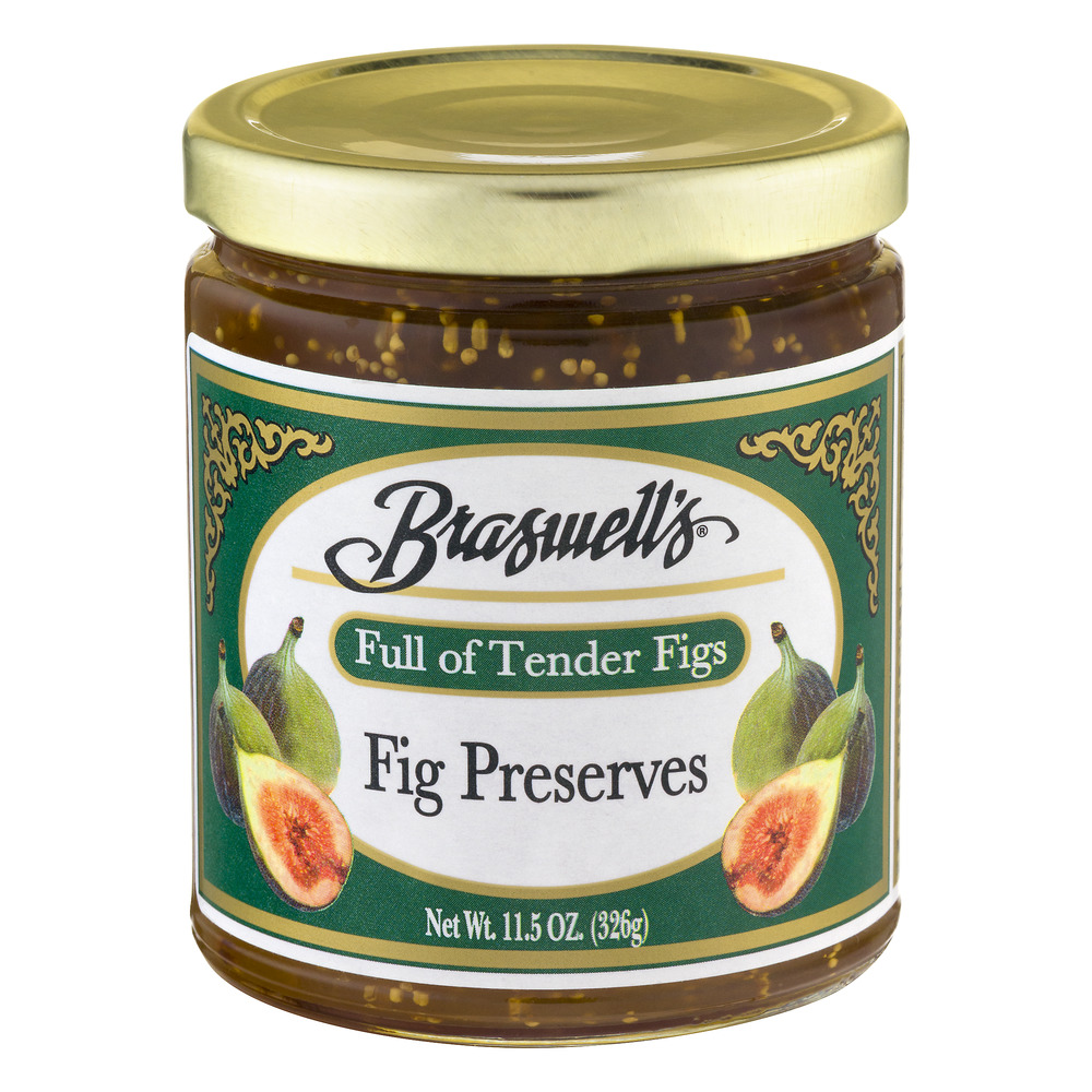 Braswell's Fig Preserves, 11.5 oz by A.M. Braswell Jr. Food Co., Inc.