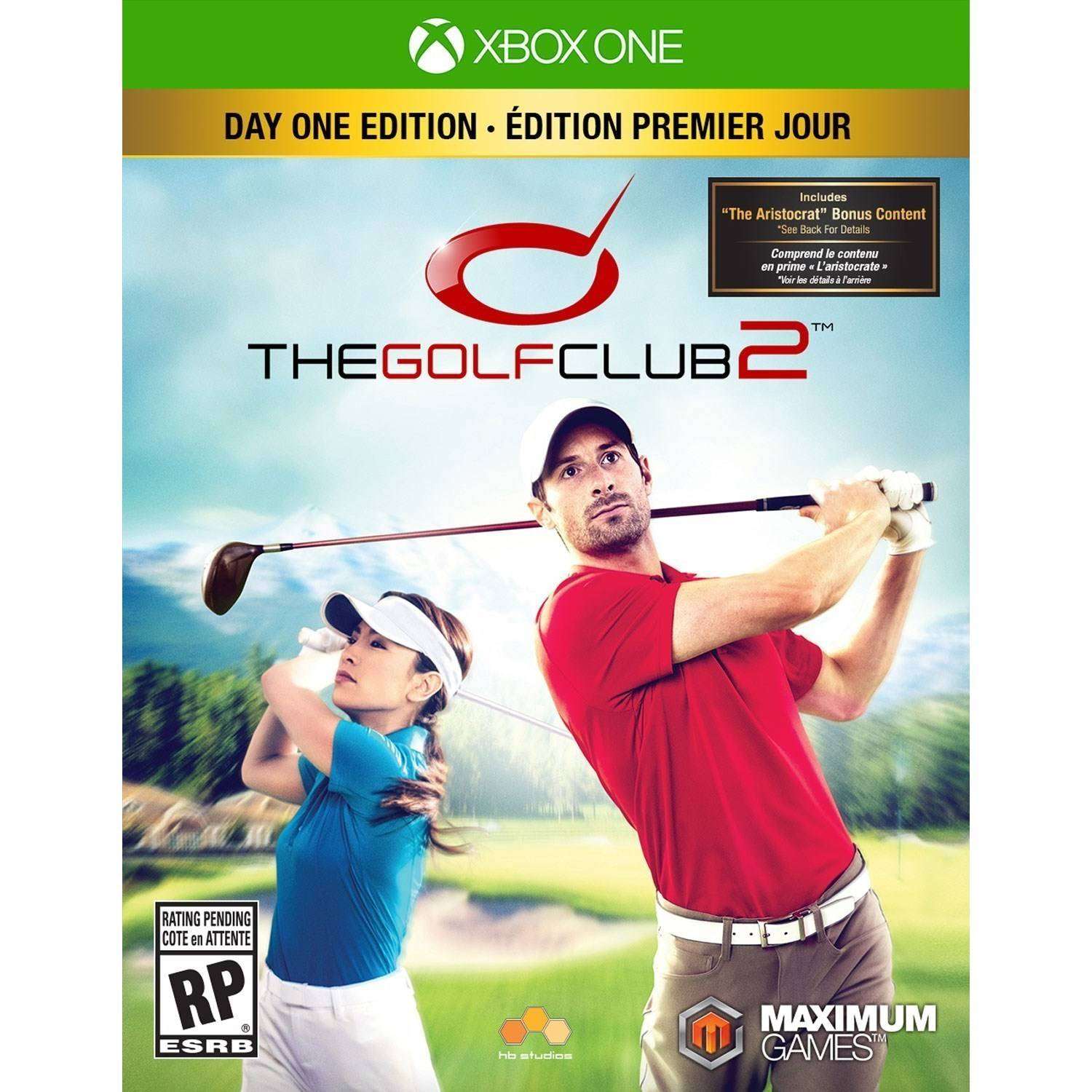 Golf Club 2 (Xbox One)