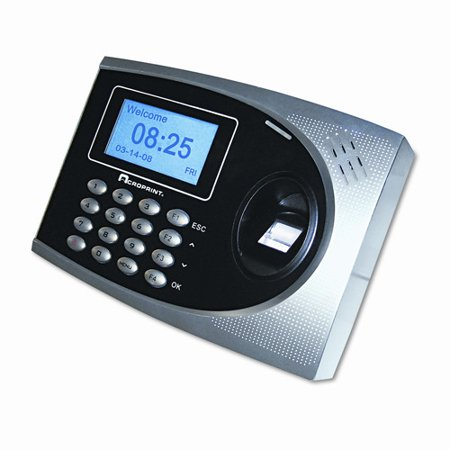Acroprint Time Recorder TimeQplus Proximity Biometric and Attendance System Biometric Time Attendance System