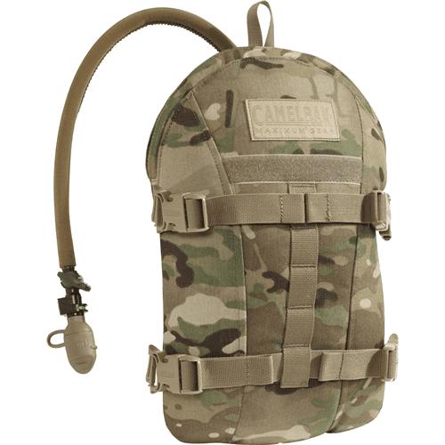 CamelBak ArmorBak 62591 100oz 3L Hydration Backpack w Mil Spec Antidote MultiCam by CamelBak