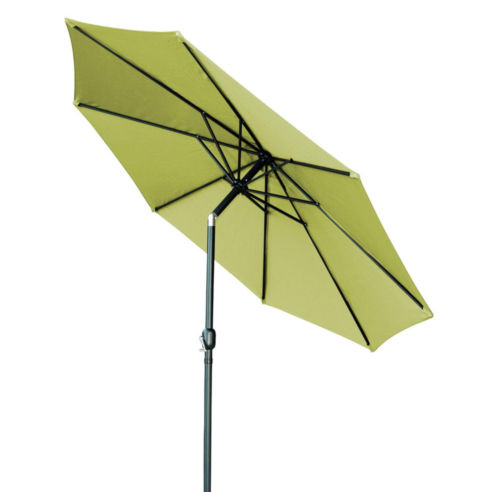 Tilt Crank Patio Umbrella, 7', by Trademark Innovations