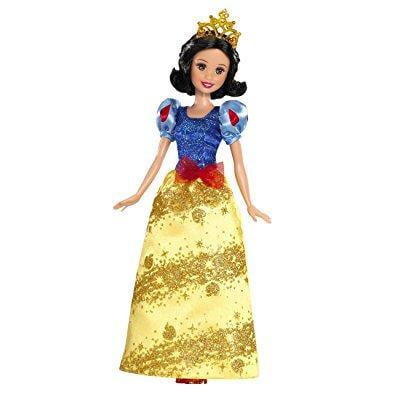Disney princess sparkling princess snow white doll - 2012
