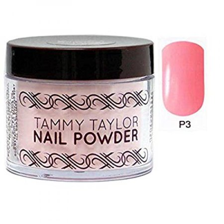 Tammy Taylor Nail Original Powder - 1.5oz (Darkest Pink - P3)