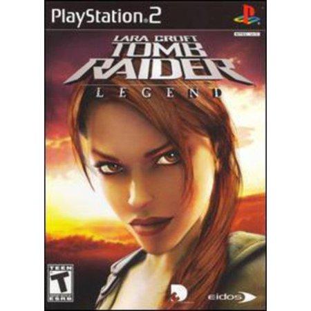 Tomb Raider: Legend (PS2)