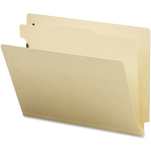 """Sparco 3/4"""" Expanding Medical File Folders"""