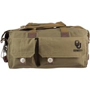 Little Earth - NCAA Large Prospect Weekender Bag, Oklahoma Sooners