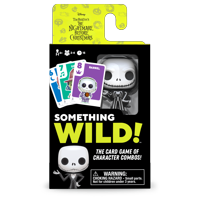 Funko POP Games Something Wild Card Game The Nightmare Before Christmas
