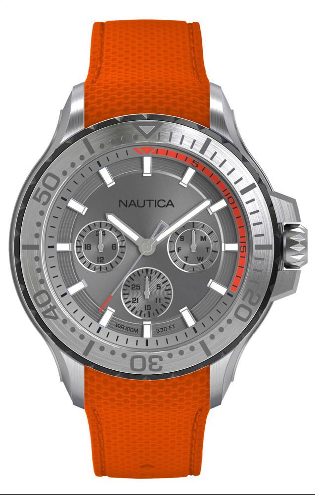 NAUTICA MEN'S WATCH AUCKLAND 49MM by Nautica