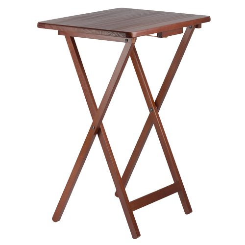 Alcott Hill Jacobsen 5 Piece Tray Table Set