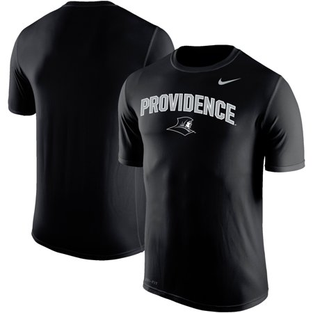 Providence Friars Nike Arch Over Logo Performance T-Shirt -