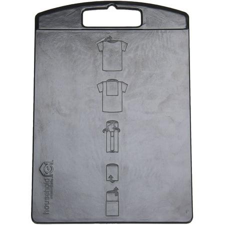 Household Essentials Composite Shirt Folding Board Shirt Folding Tool