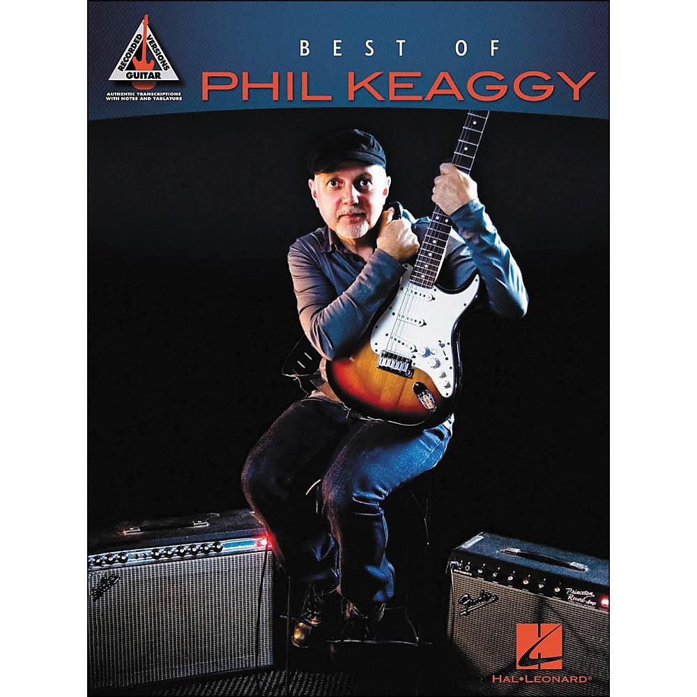 Hal Leonard Best Of Phil Keaggy Tab Book by