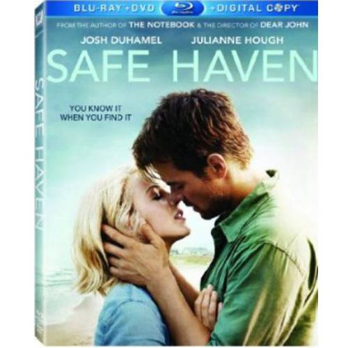 Safe Haven (Blu-ray + DVD + Digital Copy) (With INSTAWATCH)