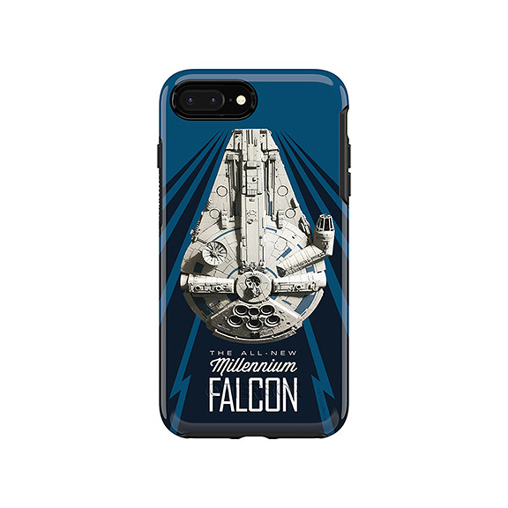 Otterbox Symmetry Series Solo: A Star Wars Story Case for iPhone 8 Plus 7 Plus, Chewbacca by OtterBox
