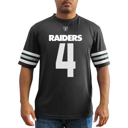 raiders jersey carr