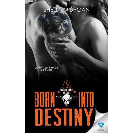Born Into Destiny : A Forsaken Sinners MC Series Novella (Mc Sinners)