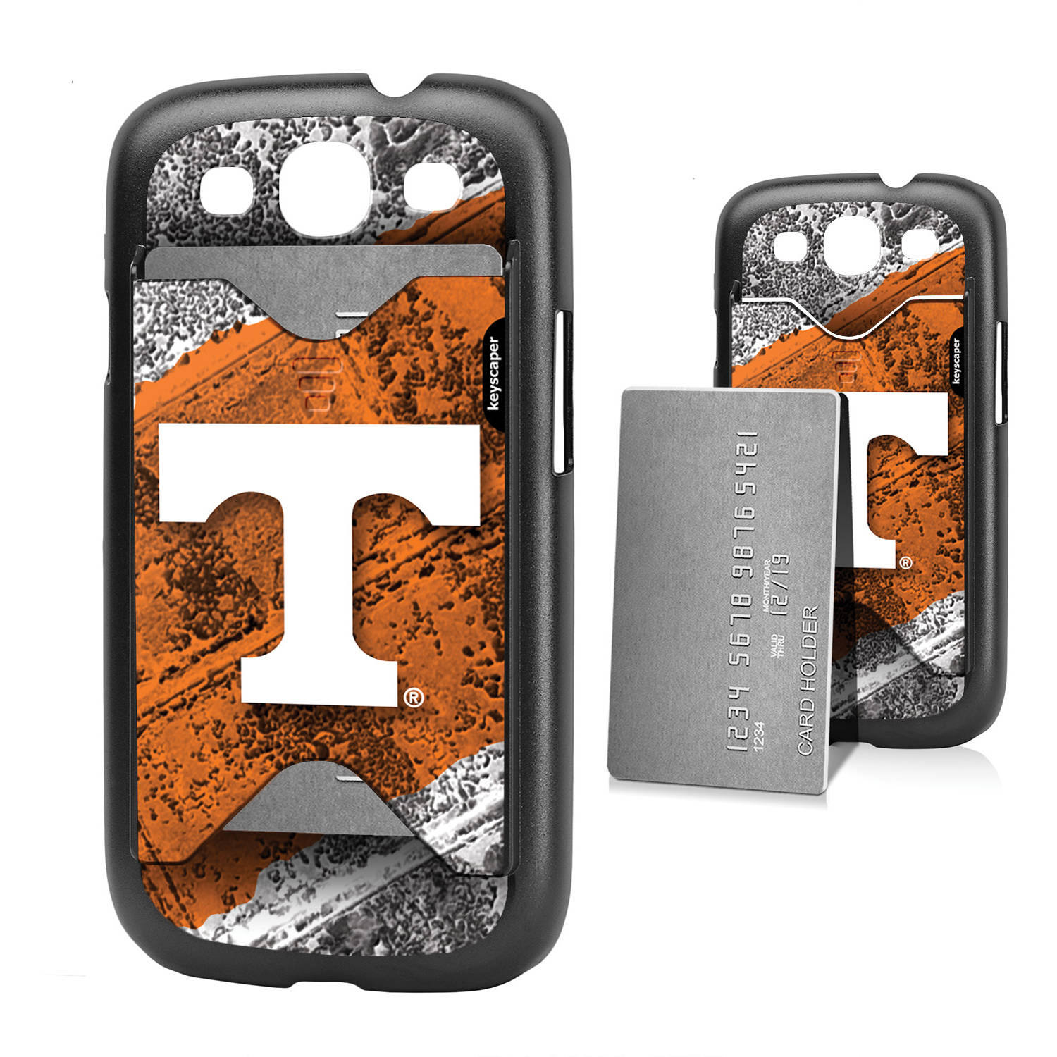 Tennessee Volunteers Galaxy S3 Credit Card Case