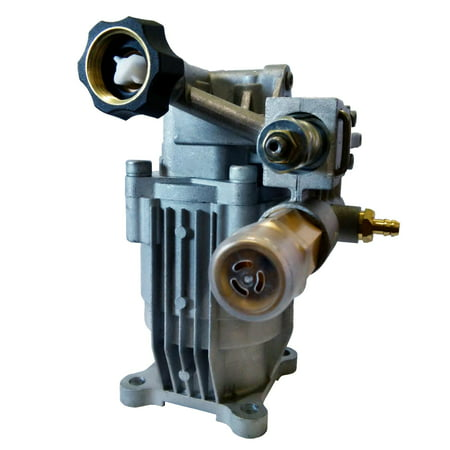 NEW 3000 PSI Pressure Washer Pump Horizontal Crank Engines Fits 3/4 Shaft