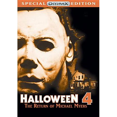 Halloween 4: The Return Of Michael Myers (DVD) (Thrasher Halloween Hellride 4)