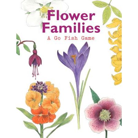 Flower Families : A Go Fish Game