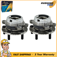 2 Front Wheel bearing & Hub Assembly 2007-2011 2012 fits Nissan Altima 2.5L