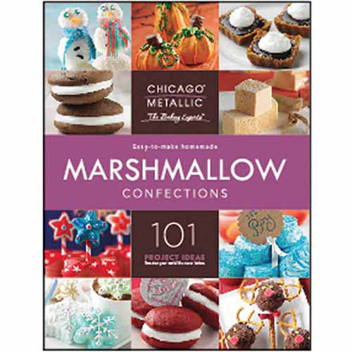 Marshmallow Confections Book