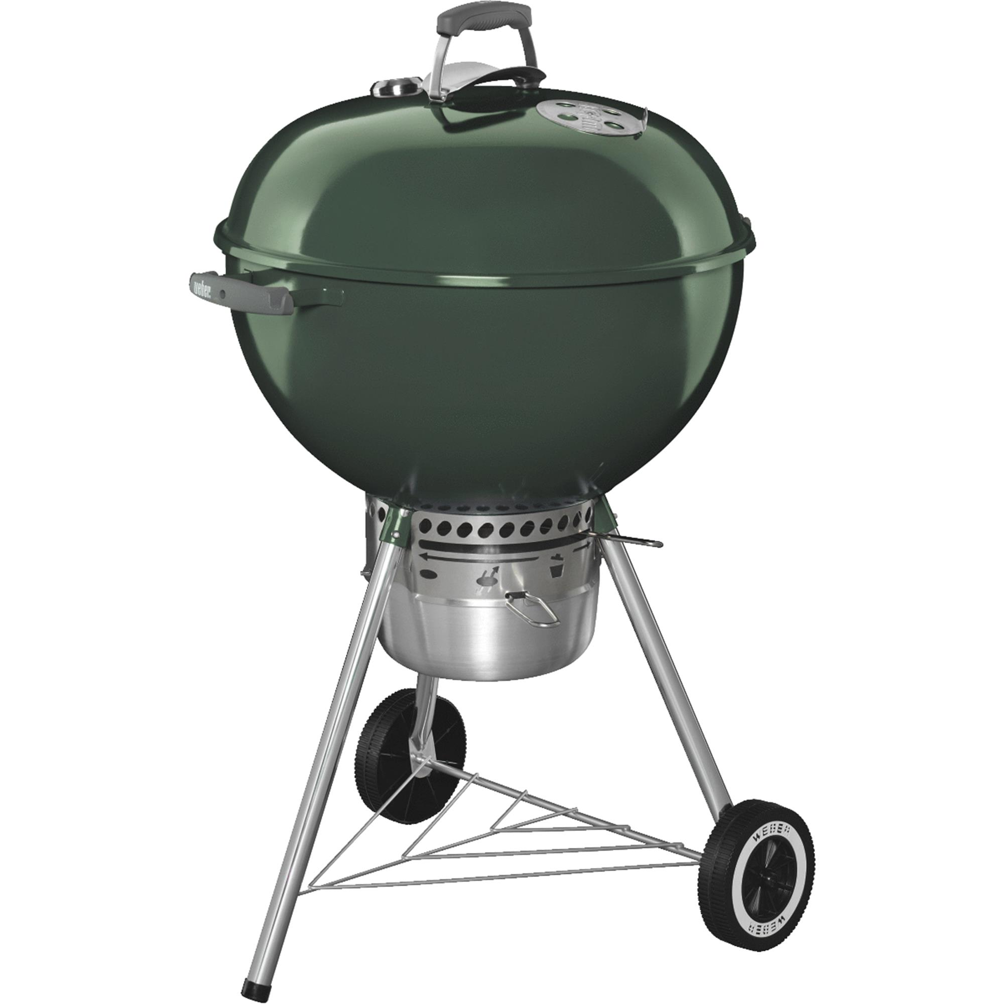 Weber Premium Kettle Charcoal Grill