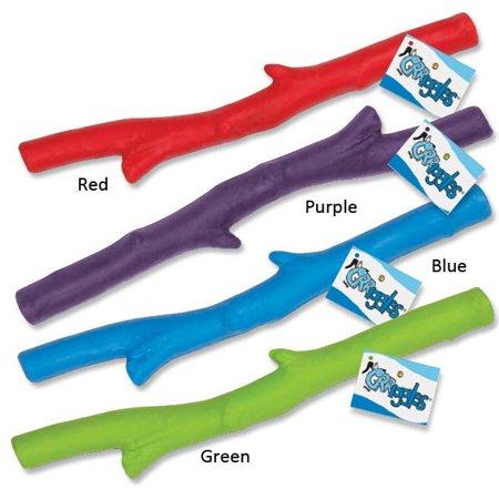 Grriggles Rubber Stick Green