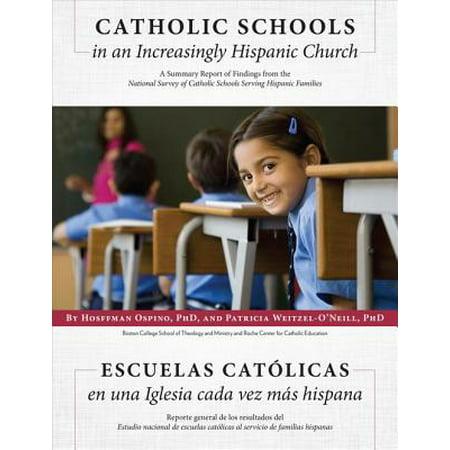 Hispanic Catholics in Catholic Schools - eBook](Catholic Schools Week)