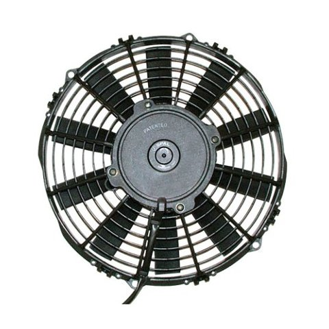 SPAL 12 in 1227 CFM Medium Profile Electric Cooling Fan P/N 33600