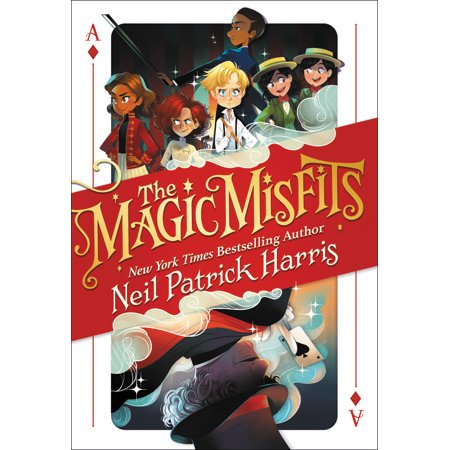 Neil Patrick Harris As A Child (The Magic Misfits)