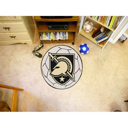 Fanmats U S  Military Academy 27 Inch Diameter College Ncaa Team Color Logo Soccer Ball