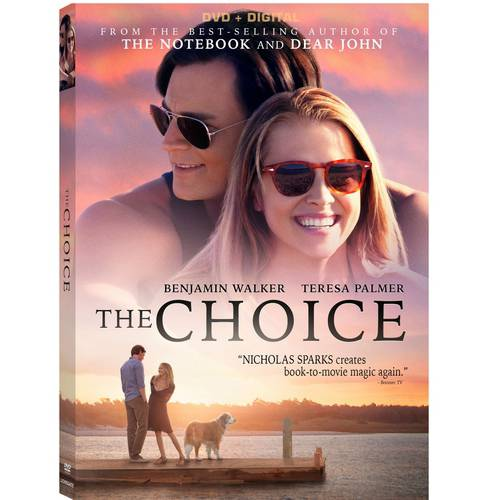 The Choice (DVD + Digital Copy) (With INSTAWATCH)