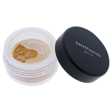 Bareminerals Matte Loose Powder Mineral Foundation SPF 15, Fairly Light, 0.21