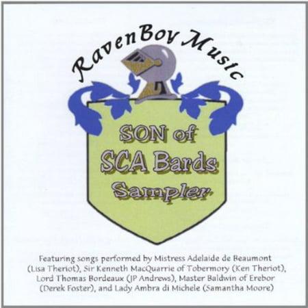 Raven Boy Music  Son Of Sca Bards Sampler   Various