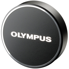 "Olympus LC-48B Metal Lens Cap - 0.67"" Fixed Lens Supported - Metal"