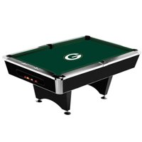 Green Bay Packers 8' Billiard Cloth