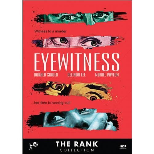 The Eyewitness (The Rank Collection) (Widescreen)
