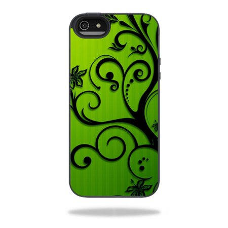 Floral Candy - Mightyskins Protective Vinyl Skin Decal Cover for Belkin Grip Candy Sheer iPhone 5-5S Case wrap sticker skins Floral Flourish