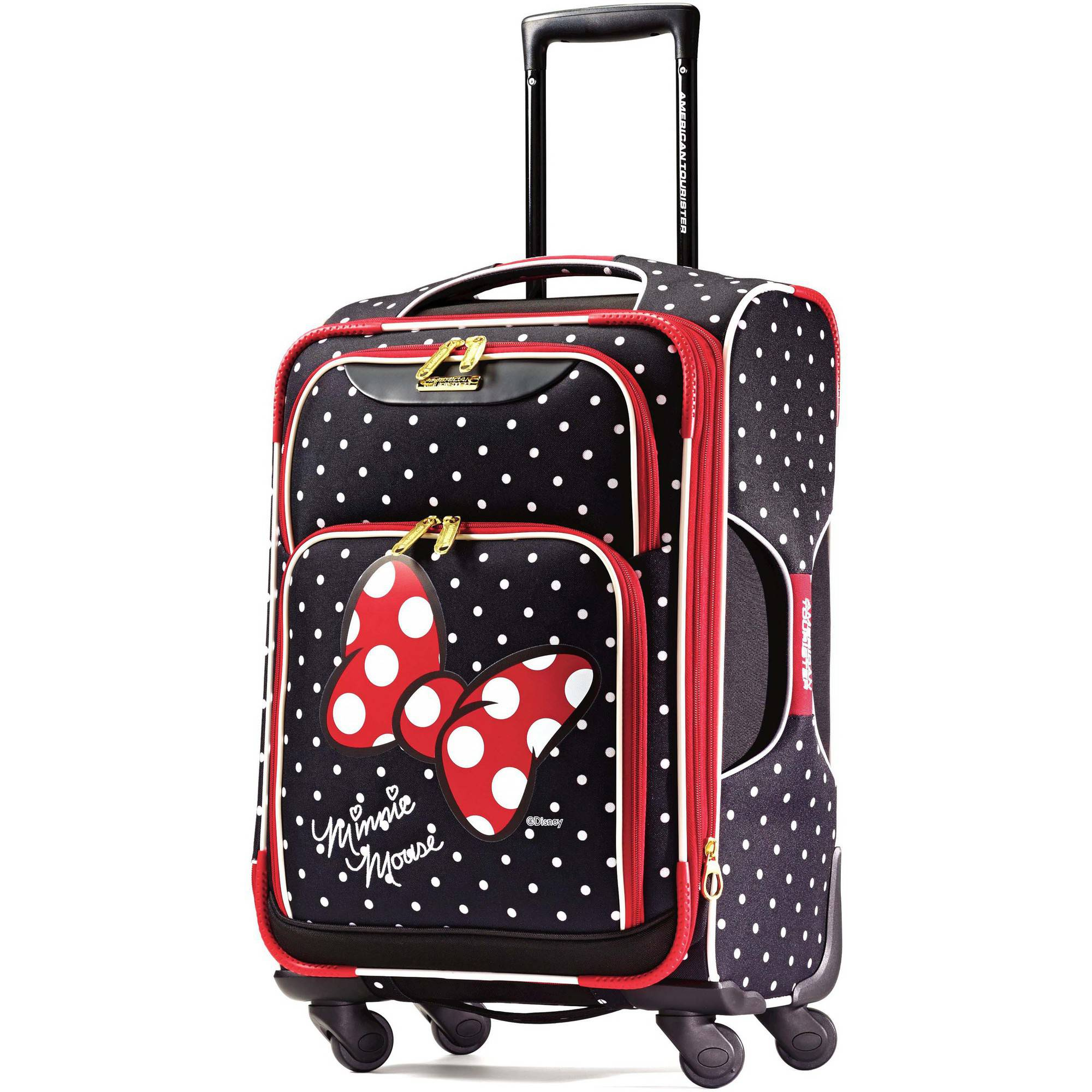 American Tourister Disney 21u0022 Softside Spinner Kids Luggage