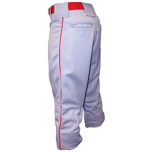 Alleson Adult Classic Style Baseball Pants With Piping
