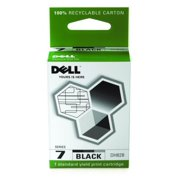 Dell 310-8376 Ink Cartridge - Black - Inkjet - 250 Page - 1 - OEM
