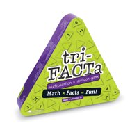 Learning Resources® Tri-FACTa™ Multiplication & Division Game