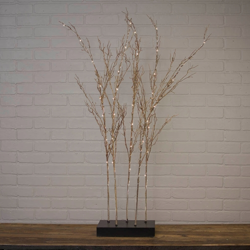 LSD 2 Pcs Lighted Branches Lighted Branches Centerpiece F...