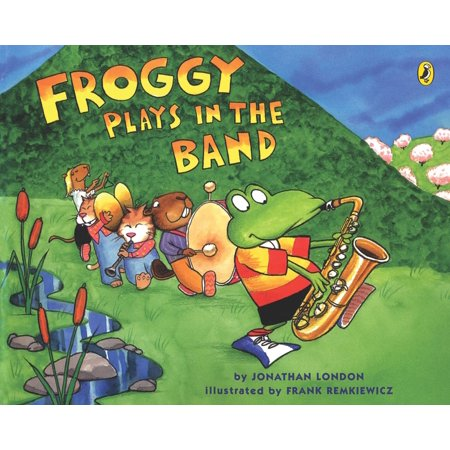 Froggy Plays in the Band](Froggy Halloween 2)